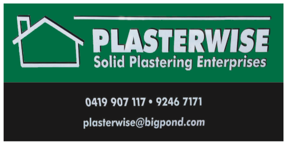 Plasterwise Sponsor