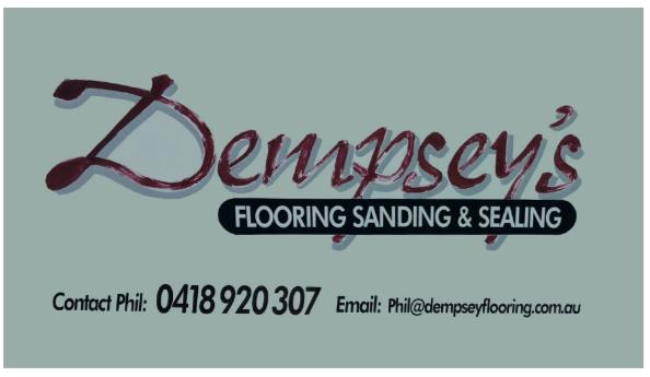 Dempseys Flooring Sanding & Sealing