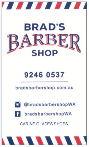 Brads Barber Shop