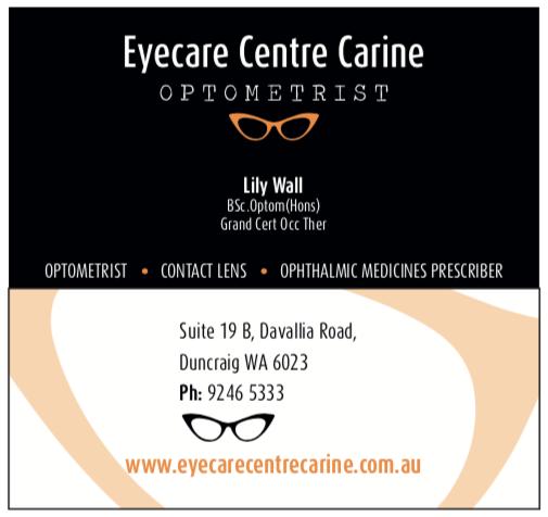Eyecare Centre Carine